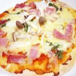 イタリアン風ピザ (単品)800円