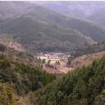 村上 文枝さん 山々に囲まれた集落へようこそ