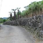 民宿 幸ちゃんの家 島の風景 石垣の集落