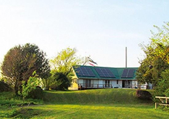 上床牧場アンの家景色抜群のアンの家